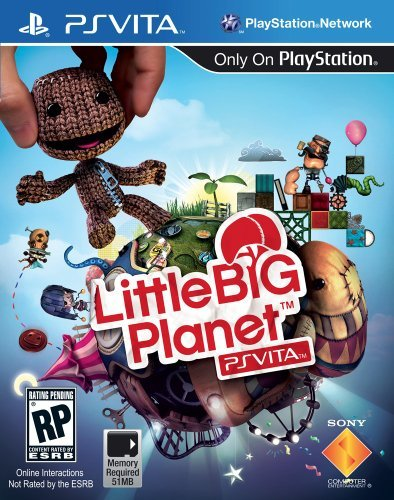 Ps Vita Little Big Planet