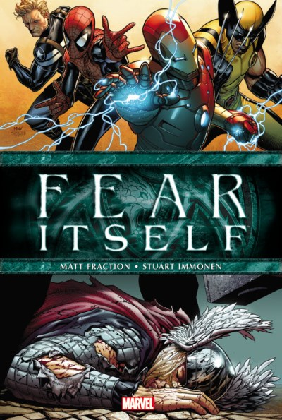 Matt Fraction Fear Itself