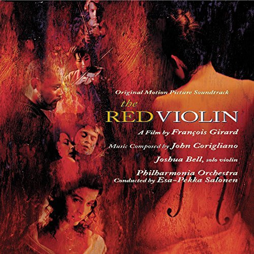 Red Violin Score Music By John Corigliano