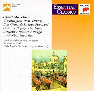 Great Marches Great Marches Boult & Ormandy Various