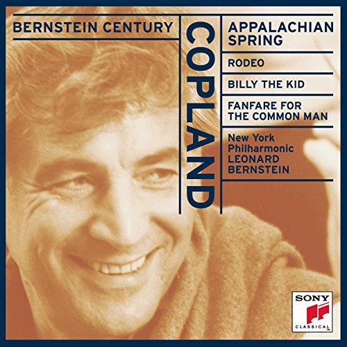 A. Copland Appalachian Rodeo Billy Fanfar Bernstein New York Po