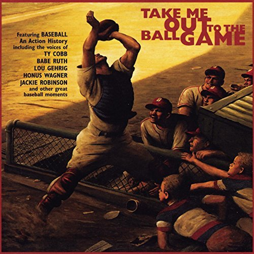 Take Me Out To The Ballgame Take Me Out To The Ballgame Nar By Buddy Blattner 2 CD Set Incl. Booklet
