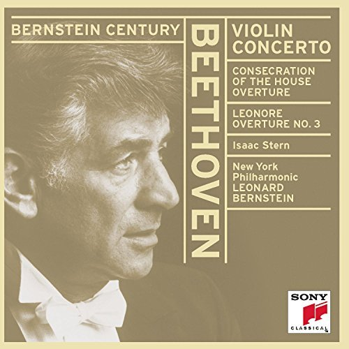 L.V. Beethoven Violin Concerto With Isaac Ste Stern*isaac (vn) Bernstein New York Po