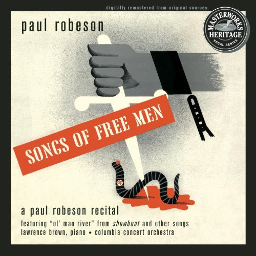 Paul Robeson Songs Of Free Men Robeson (b Bar)