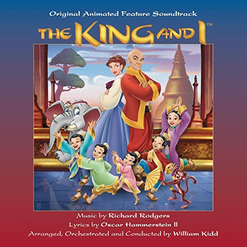 King & I Soundtrack Music By Rodgers & Hammerstein