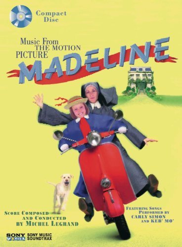 Madeline Soundtrack Music By Michel Legrand