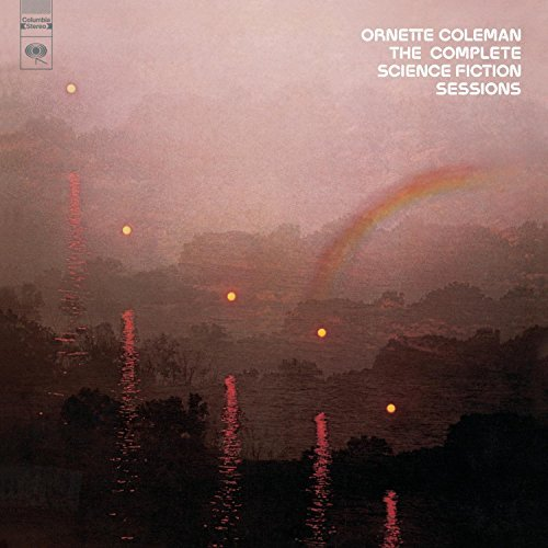 Ornette Coleman Complete Science Fiction Sessi Remastered 2 CD Set Incl. Bonus Tracks