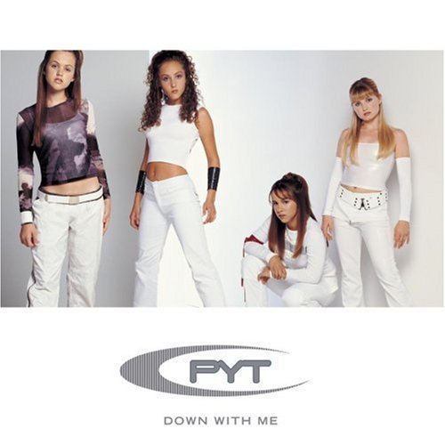 P.Y.T. P.Y.T. (down With Me) CD R