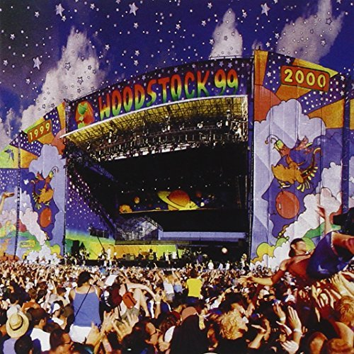 Woodstock '99 Vol. 2 Blue Album Explicit Version Woodstock '99