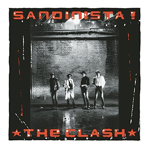 Clash Sandinista! Remastered 2 CD Set