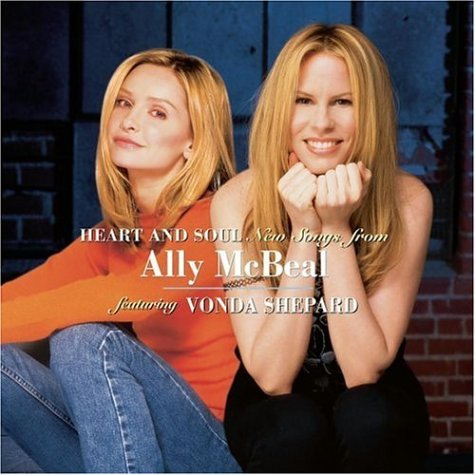 Vol. 2 Ally Mcbeal Television Soundtrack