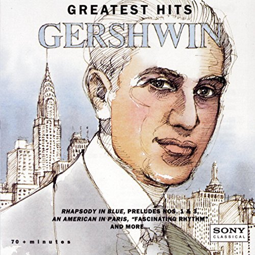 G. Gershwin Greatest Hits Ma (vc) Vaughan (voc) Boston Pops