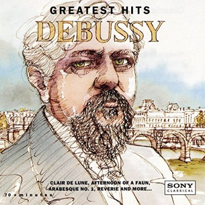 Claude Debussy Greatest Hits Marsalis*branford (sax) Various