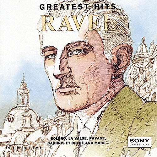 Joseph Maurice Ravel Greatest Hits Marsalis*branford (sax) Bernstein New York Po