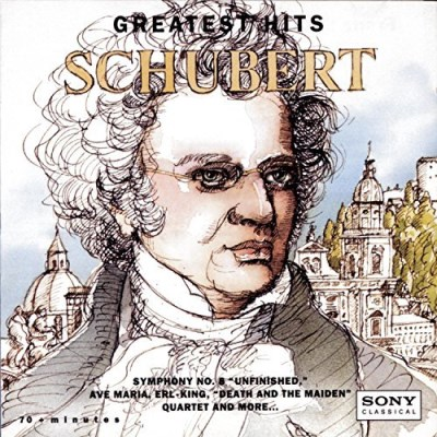 F. Schubert Greatest Hits Stern*isaac (vn) Bernstein New York Po