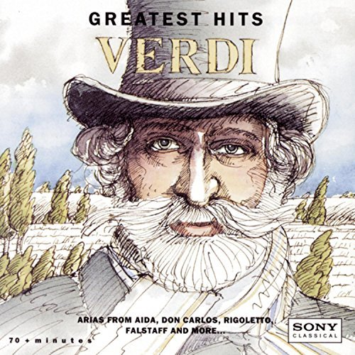 Giuseppe Verdi Greatest Hits Pavarotti Carreras Domingo