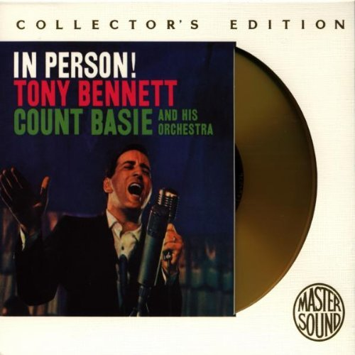 Tony Bennett In Person! With Count Basie