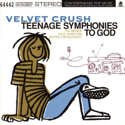 Velvet Crush Teenage Symphonies To God