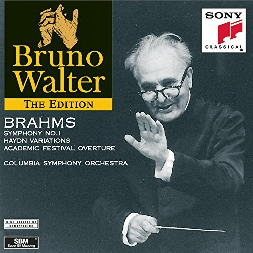 Johannes Brahms Symphony No 1 Walter Columbia So