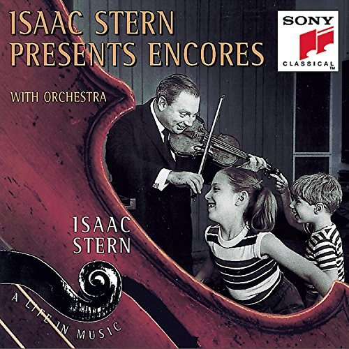 Isaac Stern Presents Encores With Orchestr Stern (vn)