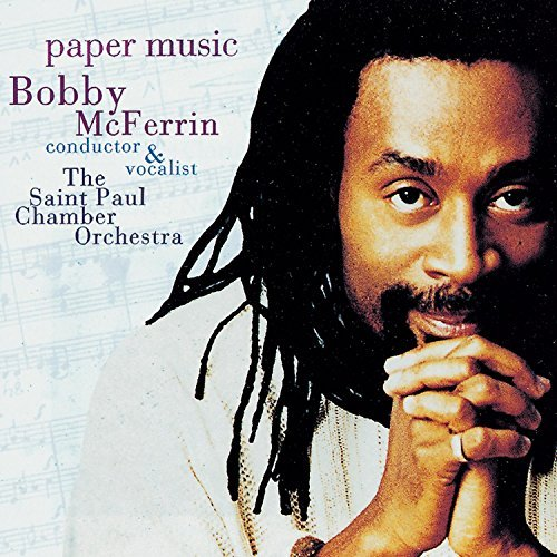 Bobby Mcferrin Paper Music Mcferrin St. Paul Co