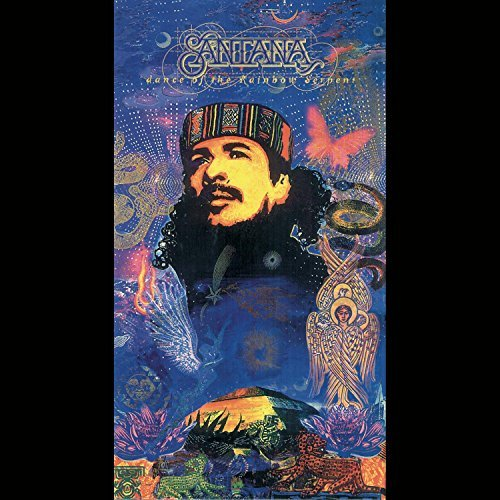 Santana Dance Of The Rainbow Serpent 3 CD