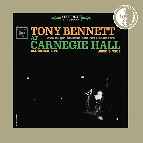Tony Bennett Tony Bennett At Carnegie Hall 2 CD