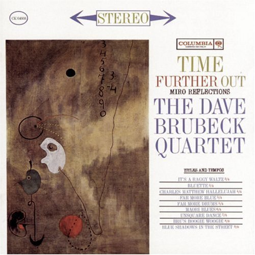 Brubeck Dave Quartet Time Further Out