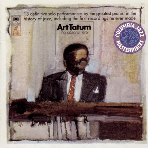 Art Tatum Piano Starts Here