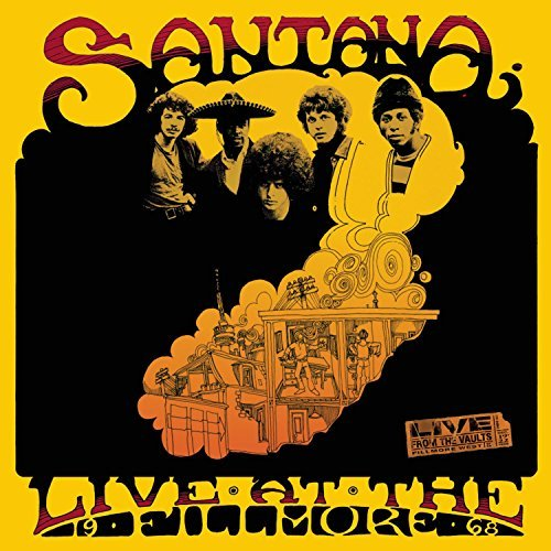 Santana Live At The Fillmore '68 2 CD Set