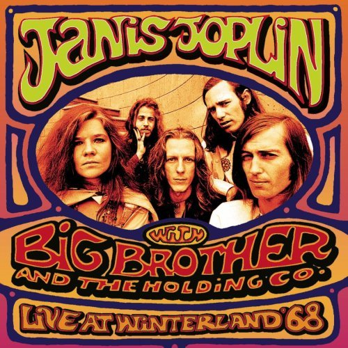 Janis Joplin Live At Winterland '68 Feat. Big Brother & Holing Com Pany