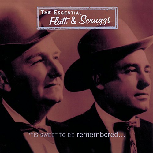 Flatt & Scruggs Essential Flatt & Scruggs 'tis 2 CD Set