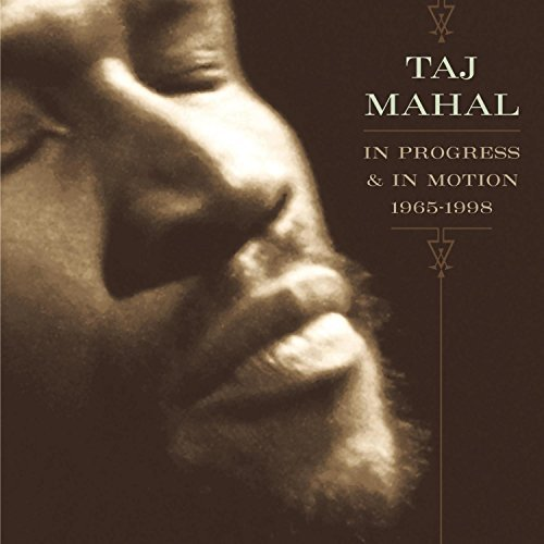 Taj Mahal In Progress & In Motion 1965 8 3 CD