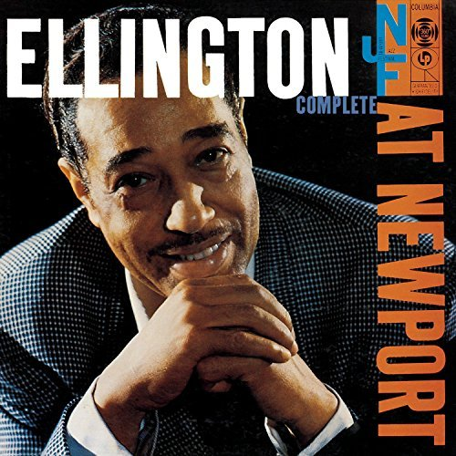 Duke Ellington Ellington At Newport 1956 Comp 2 CD Set