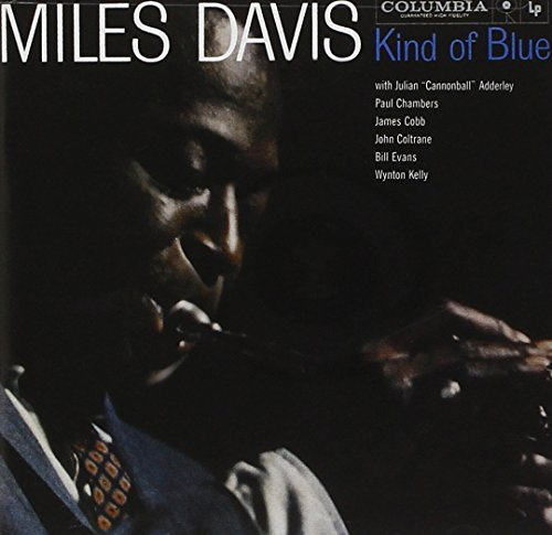 Miles Davis Kind Of Blue Feat. Coltrane Adderly Evans Chambers Kelly Cobb