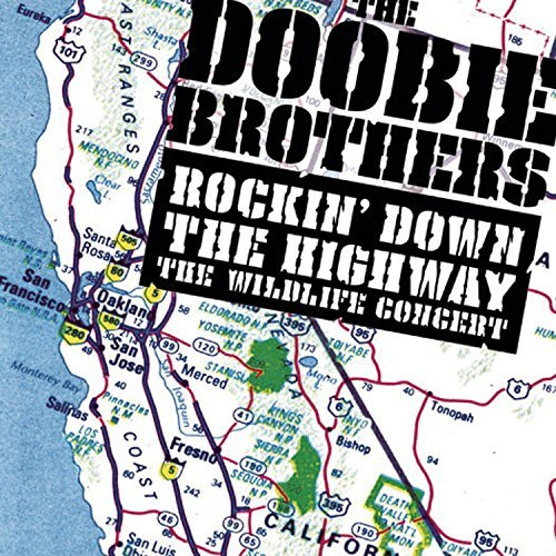Doobie Brothers Rockin' Down The Highway 2 CD Set