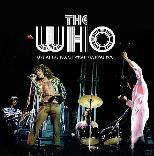 Who Live At The Isle Of Wight 1970 2 CD Set