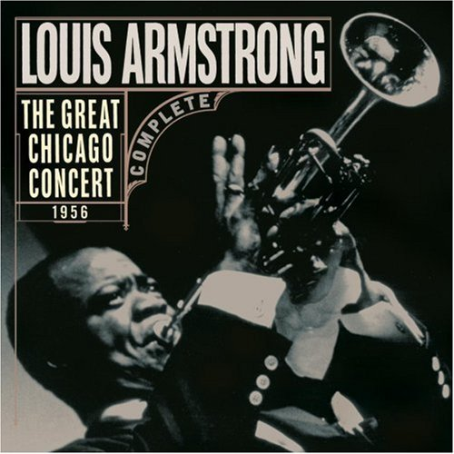 Louis Armstrong Great Chicago Concert 1956 Com 20 Bit Mastering 2 CD Set