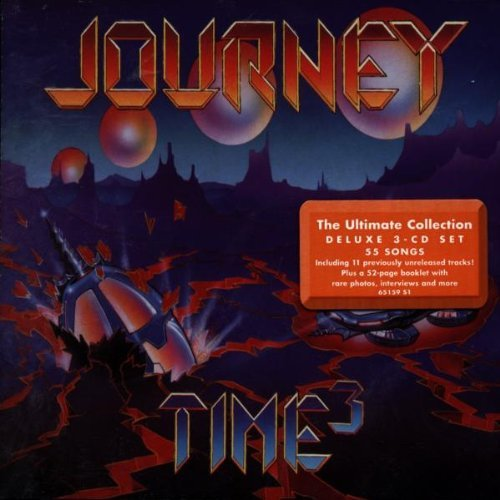 Journey Time 3 Incl. 52 Pg. Book 3 CD Set