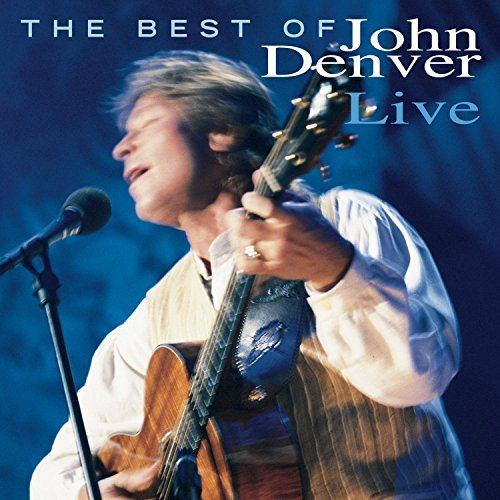 Denver John Best Of John Denver Live Enhanced CD