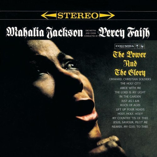 Jackson Mahalia Power & The Glory
