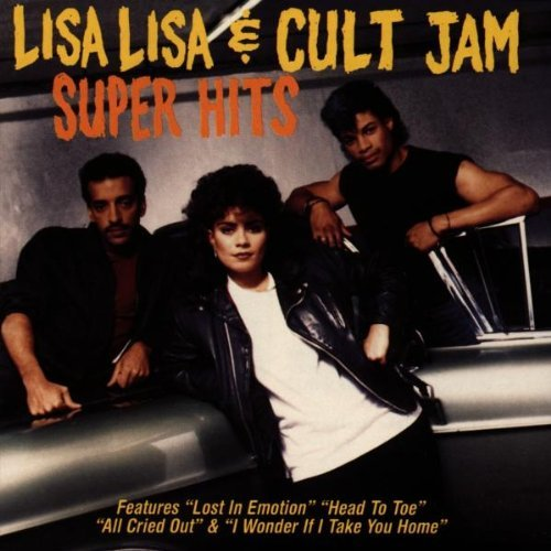 Lisa Lisa & Cult Jam Super Hits Super Hits