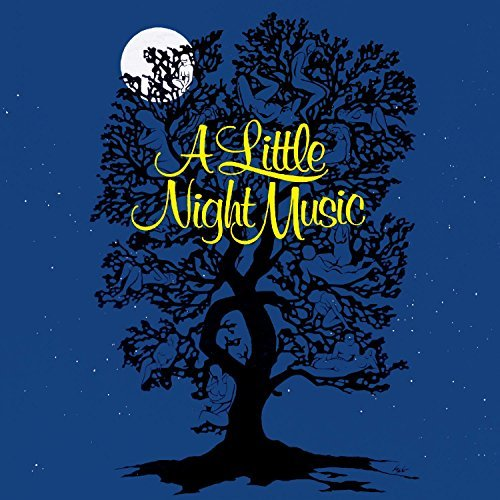 Little Night Music Original Broadway Cast Recordi Music By Stephen Sondheim Remastered