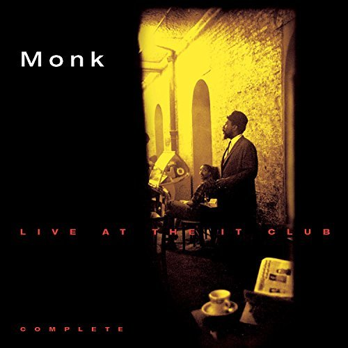Thelonious Monk Live At The It Club Complete 2 CD Set