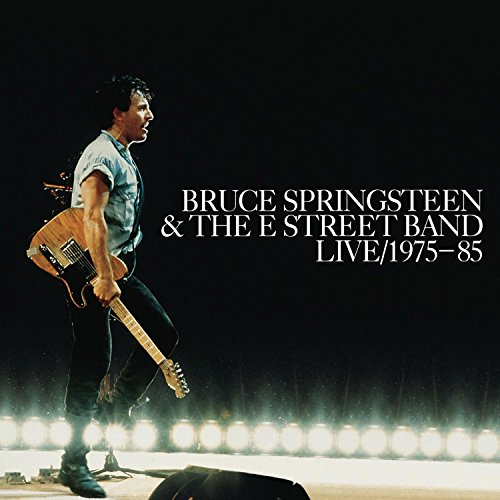 Bruce Springsteen Live 1975 1985 3 CD