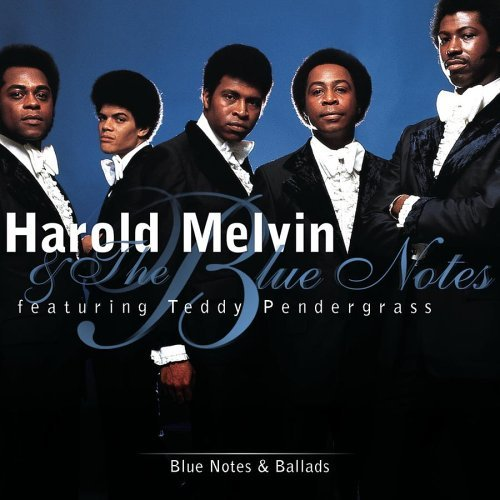 Melvin Harold & Blue Notes Blue Notes & Ballads Feat. Teddy Pendergrass
