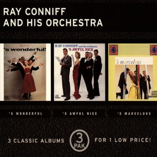 Ray Conniff 's Wonderful S Awful Nice S Ma 3 CD Set