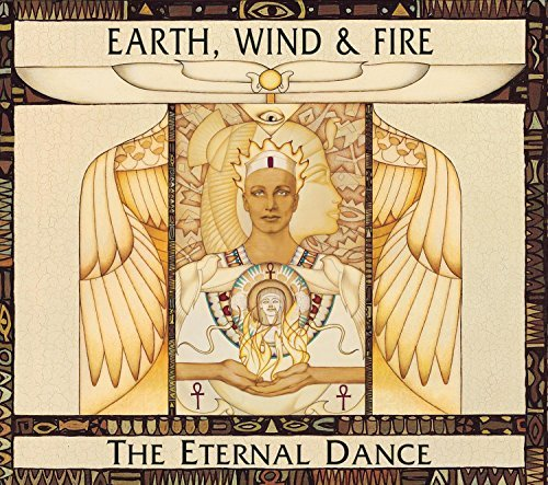 Earth Wind & Fire Eternal Dance 3 CD