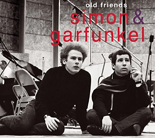 Simon & Garfunkel Old Friends 3 CD