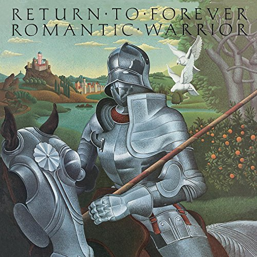 Return To Forever Romantic Warrior Remastered
